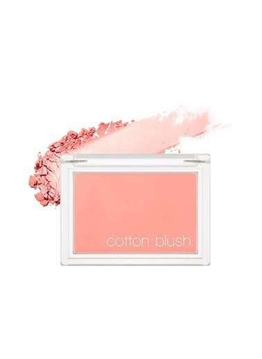 Missha Cotton Blusher (My Candy Shop) Pembe
